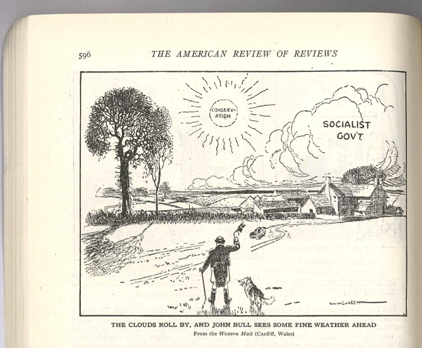 The American Review of Reviews December 1924 - Socialism