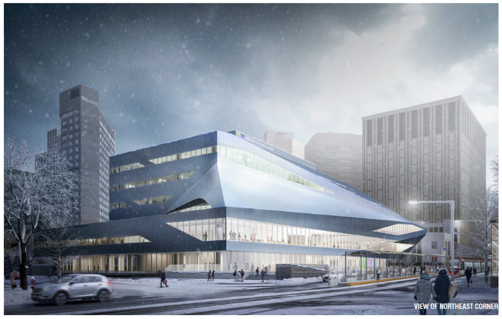 Stanley-A-Milner-Library-Northeast-View-winter-new
