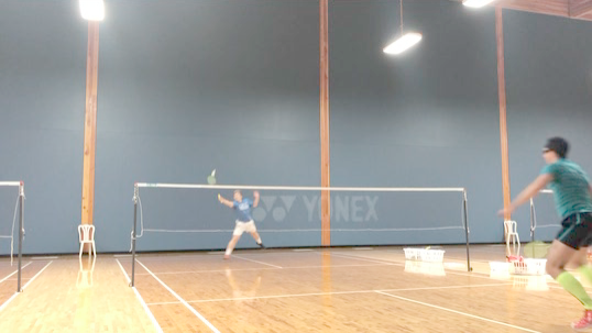 Badminton stop-motion - 11