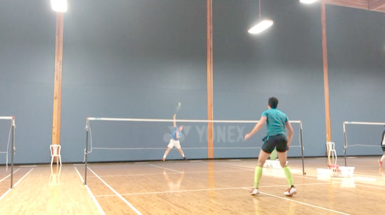 Badminton stop-motion - 14
