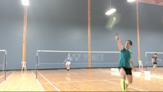 Badminton stop-motion - 15