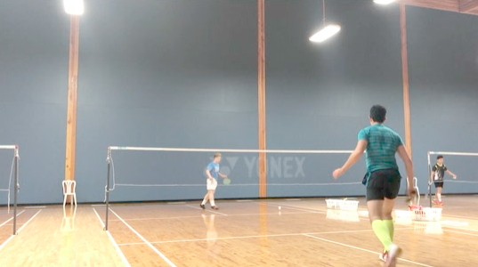 Badminton stop-motion - 16