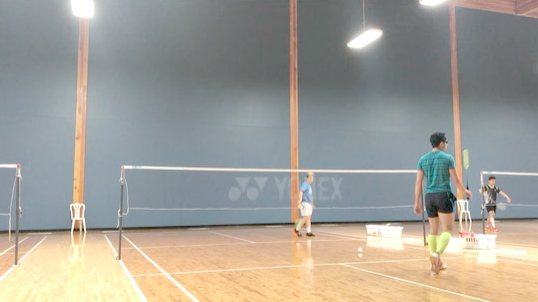 Badminton stop-motion - 17