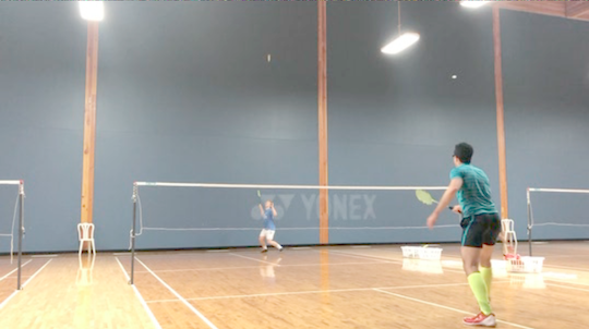 Badminton stop-motion - 18