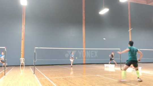 Badminton stop-motion - 19