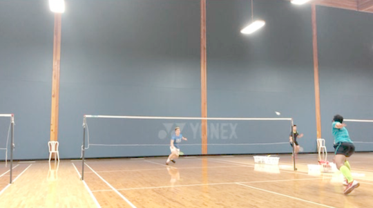 Badminton stop-motion - 20