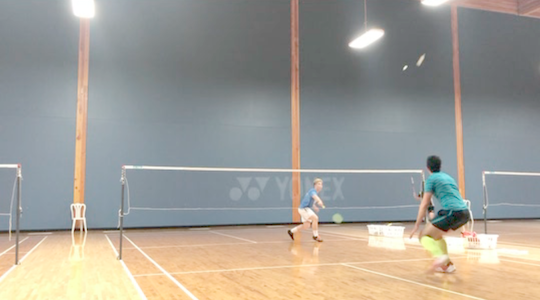 Badminton stop-motion - 21
