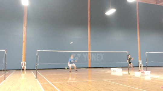 Badminton stop-motion - 22