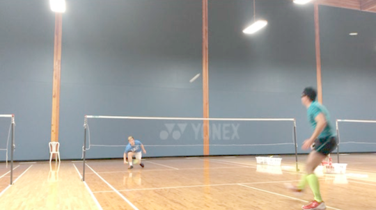 Badminton stop-motion - 23