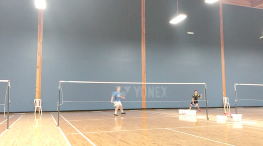 Badminton stop-motion - 25