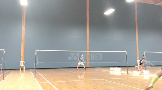 Badminton stop-motion - 28