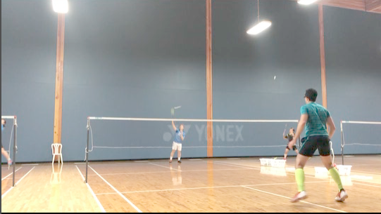Badminton stop-motion - 3