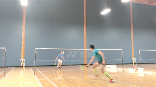 Badminton stop-motion - 32