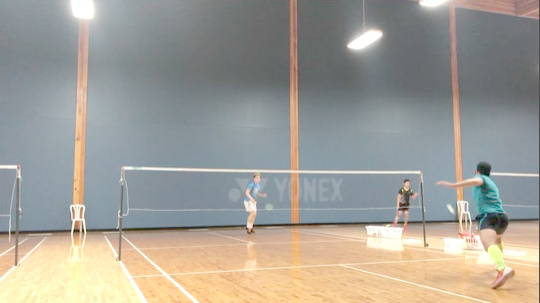 Badminton stop-motion - 4