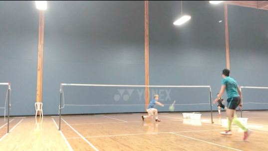 Badminton stop-motion - 5