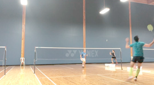 Badminton stop-motion - 6
