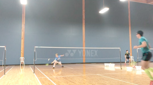Badminton stop-motion - 7