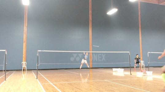 Badminton stop-motion - 9