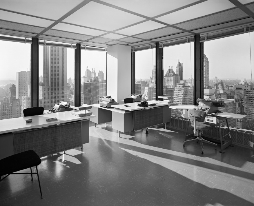 seagram building interior