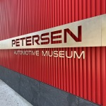 Petersen Automotive Museum Los Angeles - May 2019  - 50