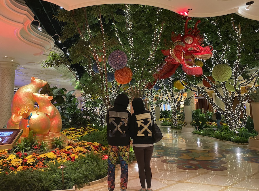 Year of the Rat at Wynn Las Vegas - February 2020