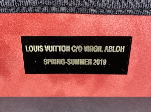 Virgil LV Poppies Hoodie Framed - 2